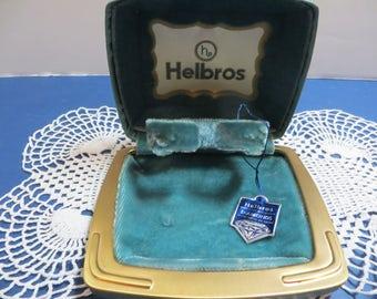 Helbros Watch Presentation Box with Original Outer Box