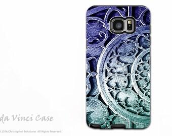Steampunk Galaxy Note 5 Case - Premium Dual Layer Galaxy Note Case - Astro Industrial - Abstract Samsung Galaxy Note 5 Case