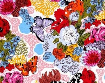 Juliana Horner Fast Friends - Sparkle Bed - Daytime fabric
