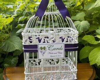 Wedding Card Holder, Bird Cage Money Holder, Wedding Birdcage, Bridal Shower Card Holder, Wedding Cards, Wedding Supplies, Shower Supplies