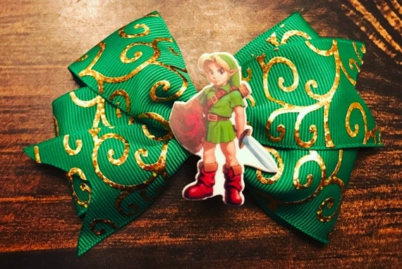 kid Link bow