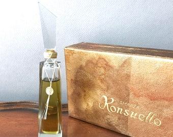 Vintage perfum Konsuello, Dzintars, unsealed. Made in USSR
