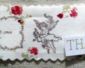 CECIMON Customer order for 1 craft linen curtain