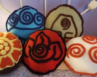 Individual Avatar: the Last Airbender Pillows