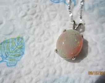 Natural Opal Pendant