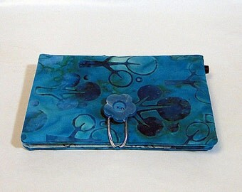 Notebook, Turquoise, Coupon Organizer, List Maker, Paper, Pen, Wallet