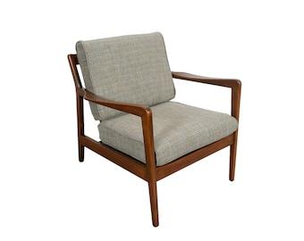 Dux Lounge Chair Folke Ohlsson Danish Modern