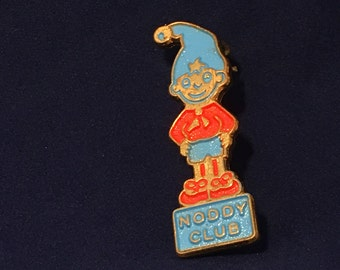 Noddy club  pin by kellogs