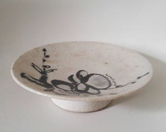 Vintage Studio Pottery with potters stamp