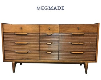 Customizable Mid Century Dresser by Century | 1022-02633