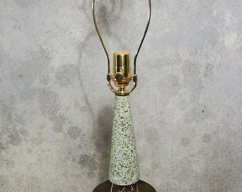 Retro Atomic Table Lamp