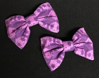 Sombra inspired Overwatch Bow