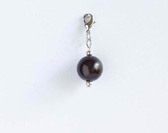 Pendant Pearl black