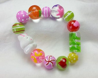 Easter Bunny Surprise Bracelet