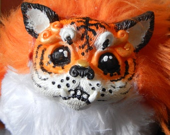 Limited Edition Tiger Foo Pup Art Doll