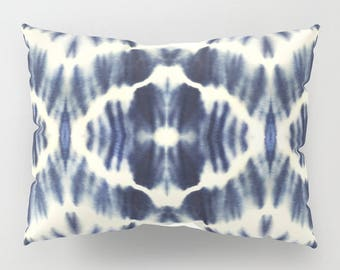 BOHEMIAN INDIGO BLUE - Bohemian Pillow Shams Set