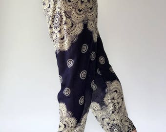 CH0017 Relax pants Aladdin Pants Maxi Pants Boho Pants Gypsy Pants Rayon Pants