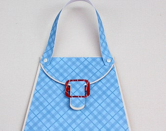 Paper Purse: Gift Card Holder
