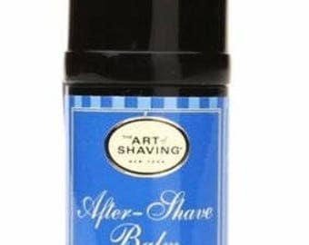 The art of shaving Lavender After Shave Balm alcohol  free Travel new