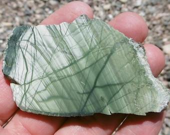 Green Imperial Porcelain Jasper Slab  (60X40X7)