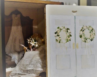 Vignette Box: The Morning of the Wedding