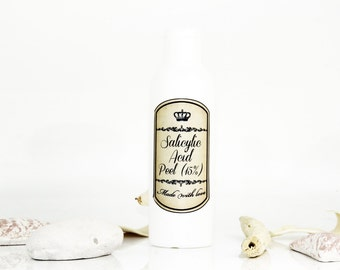 Salicylic acid peel (15%), anti-acne peel, oily skin peel, acne prone skin peel, acne treatment peel, purifying peel, problematic skin peel