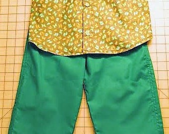 Boy's Spring Outfit