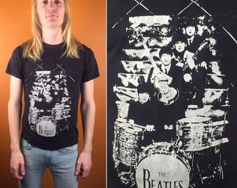 Vintage collectors Beatles tee