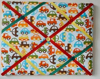 Cars Noticeboard
