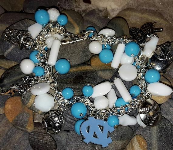 University of North Carolina Bracelet