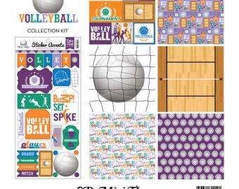 Echo Park Mini Volleyball Kit