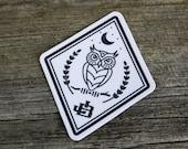 Sticker - Night Owl