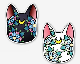 Artemis and Luna - Sticker Pack