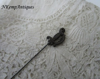 Antique hatpin for the collector