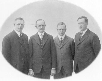 Harley Davidson Motorcycle Company, Founders