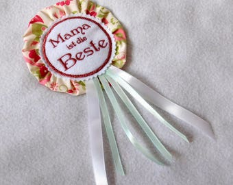 """Order of the """"best mama"""" different colors"""