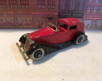 "Antique 1930's Tootsie Toy 4"" Car"