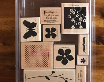 Stampin' UP! For All You Do - FREE SHIPPING!