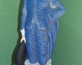 Blue Boy Statue