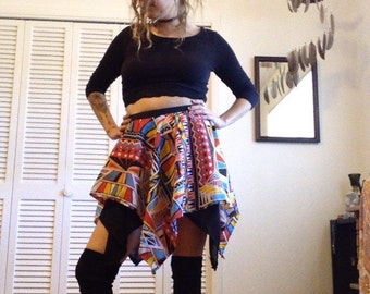 Geometric Fairy Skirt
