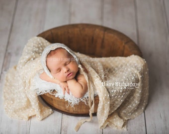 GRACEN KNIT WRAP, Stretch Knit Wrap, Newborn Knit Wrap, Photo Knit Wrap, Photography Knit Wrap, Knit Wrap, Photography Prop, Newborn Prop