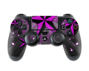 Sony PS4 Controller Skin Kit - Disorder by FP - DecalGirl Decal Sticker