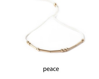 Peace Morse Code, Morse Code Bracelet, Morse Code, Bracelet Morse Code, Peace Bracelet, Peace Morse Code Bracelet, Bracelet, Peace