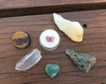 Abundance Stones Set