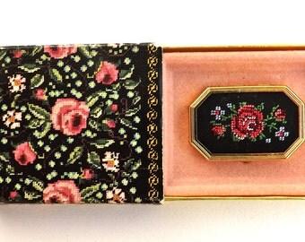Rare perfume casket cream Avon 1960