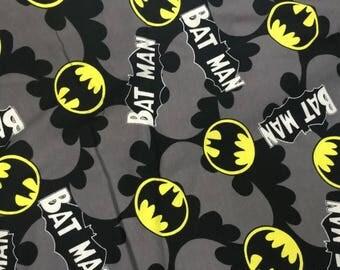 Pretty gray BM BatmanCotton soft Clothing fabric 48*158 cm cotton knit 1/2 yard