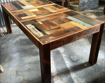 Wood Tables and custom designs