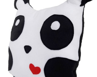 Panda Bear Pillow Toy