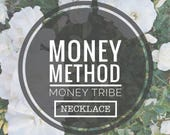 MONEY TRIBE NECKLACE *sterling silver*