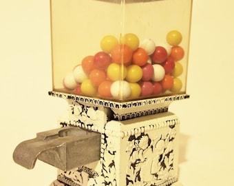 Vintage Bubble Gum or Candy Machine
